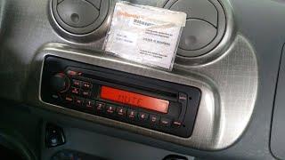Vgsound - Como inserir o código no rádio original Fiat Uno 2014
