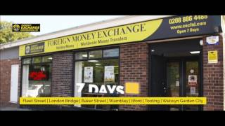 CLIENT: CURRENCY EXCHANGE CORPORATION