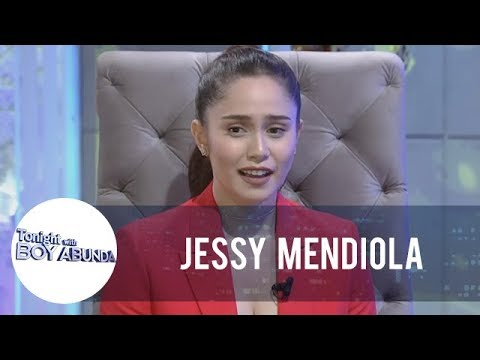 Xxx Mp4 TWBA Jessy Mendiola Talks About How To Properly And Respectfully Take Pictures With A Female Artist 3gp Sex