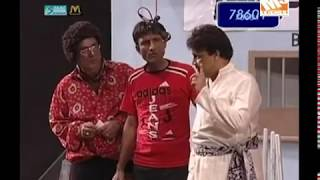 Umer Sharif And Saleem Afridi - Yeh To House Full Hogaya_clip4 - Pakistani Comedy Stage Show
