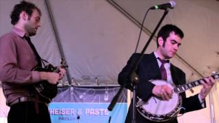 Punch Brothers - Movement And Location - 3/16/2012 - Outdoor Stage On Sixth, Austin, TX