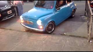 El Fiat al piso!