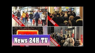 23m brits hit the high street for £4.5bn boxing day sale bonanza | News 24H TV
