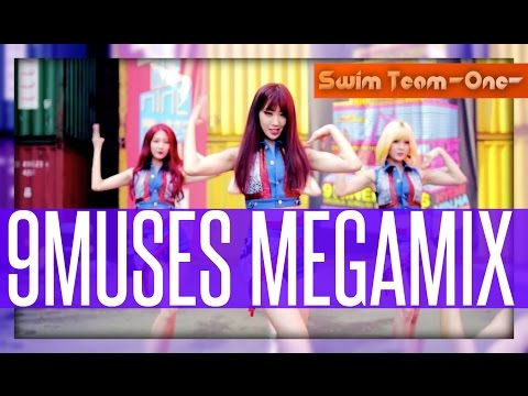 Download 9MUSES (나인뮤지스) | The Ultimate MEGAMIX by Swim Team One On Musiku.PW