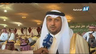 لقاء الشيخ/ طلال بن مشهور آل شواط - شيخ آل شواط قحطان