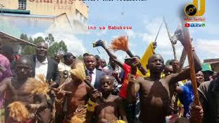 Khukhine Lubukusu Luhya Mix