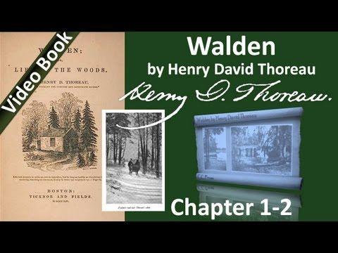 Chapter 01-2 - Walden by Henry David Thoreau - Economy - Part 2