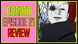 Boruto Episode 21 Review