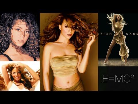 My Top 10 Mariah Carey Albums