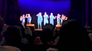 The Michigan G-Men -- ICCA Finals 2015 (Helplessness Blues / Interlude 1 / Fitzpleasure)