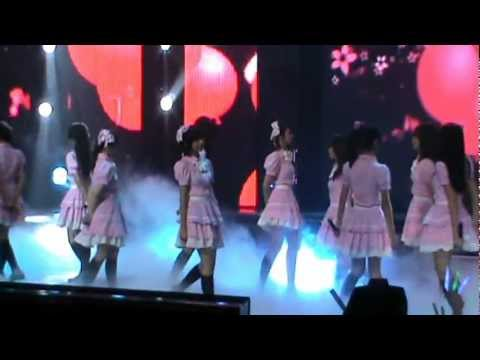[170712] Fancam - Boku no Sakura  @Megakonser JKT48 RCTI (POI : Jessica Veranda)