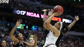 Highlights: Stanford women's basketball can't contain South Carolina in Final Four