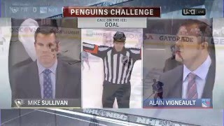 Pittsburgh Penguins vs New York Rangers. Game #3. PlayOffs NHL 2016