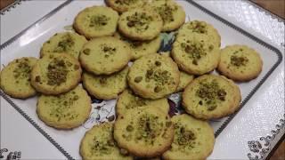 How To Make Persian Shirini Nokhodchi/Nan-e Nokhodchi