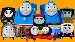 THOMAS AND FRIENDS TrackMaster Collection|NEW TRACKMASTER TRAINS THOMAS & FRIENDS TOYS