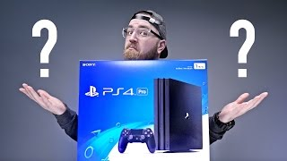 PS4 Pro - Does It Suck?