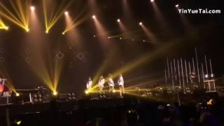 Fancam 160521 T-ara Beijing mini concert - So Crazy&Bopeep Bopeep&SugarFree