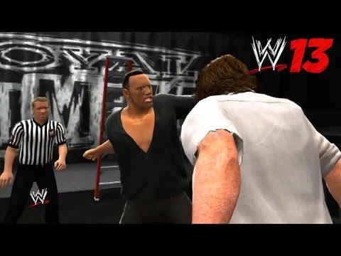 WWE '13 - Top 10 Cutscenes