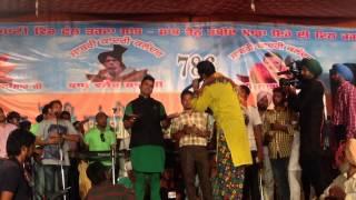Sai Gulam Jugni Ji || Live speech Manjit Ropuwaliya Mela Aassi Kalan || 2015