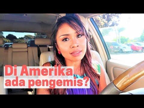 DI AMERIKA ADA PENGEMIS? | PURI VIERA