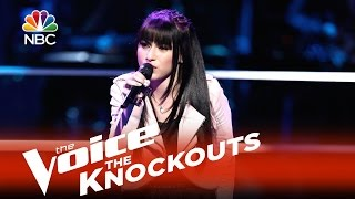 The Voice 2015 Knockouts - Mia Z: