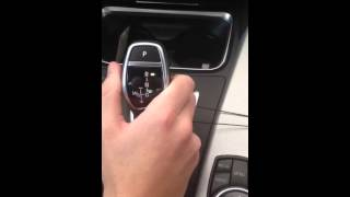 How to Use Your Gear Shifter in Your BMW