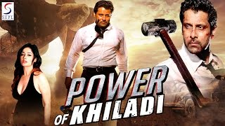 Power Of Khiladi - Dubbed Hindi Movies 2017 Full Movie HD l Vikram,Kiran