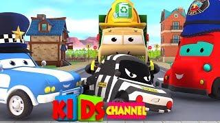Road Rangers | March On | Super Hero | Kindergarten Videos by Kids Channel