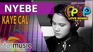 Kaye Cal - Nyebe (Official Recording Session with Lyrics)