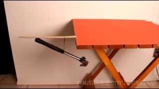 Incredible Gravity Ruler Trick!   Wonderful Engineering