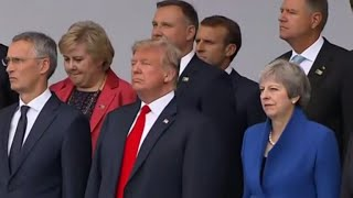 How will NATO leaders respond to Trump