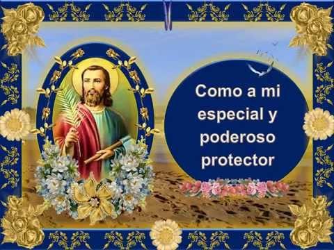 Para obtener trabajo urgente Oración efectiva a San Judas Tadeo
