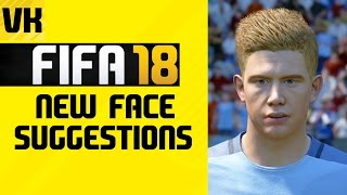 FIFA 18 New Player Face Suggestions (M'Bappe, De Bruyne, Neymar + more) #4