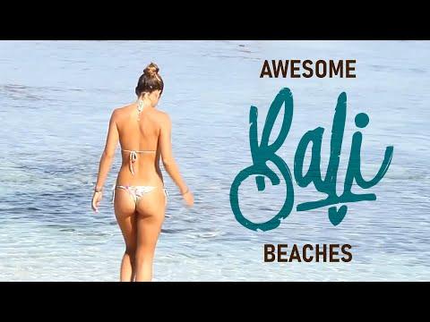 Secret Beaches in Bali — Padawa Beach and Green Bowl Beach Bali Indonesia
