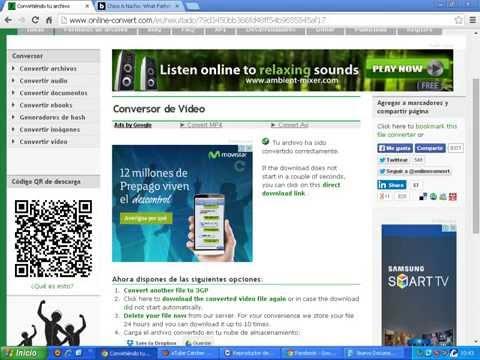 Xxx Mp4 COMO DESCARGAR EN 3GP VIDEOS DE CUALQUIER PAGINA Y EN CUALQUIER FORMATO 3gp Sex