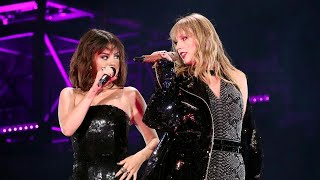 Taylor Swift Reunites With Best Friend Selena Gomez For Surprise Performance!