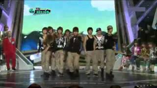 Star Dance Battle 2011 - [7 Round] ZE:A vs. Infinite (7/10)