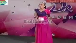 ENDAH D'ACADEMY 2 - AUDISI DA2 DI SEMARANG Part II
