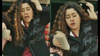 المشهد الذي يتمناه المشاهدون | علقة ساخنة لـ أيتن عامر  من عمتها بسبب حسن الوحش  #أيوب