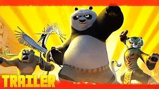 Kung Fu Panda 3 (2016) Tráiler Oficial #3 Español