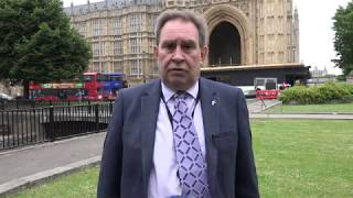 David Drew MP sends solidarity message to the June 30 'Free Iran' convention