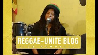 Isha Bel : Reggae-Unite Blog Live Acoustic Session # 12 (Février-2017) .