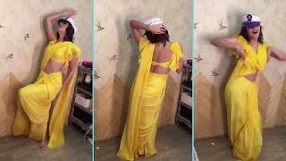 Alia Bhatt's seductive Dance TO Promote Akshay Kumar's RUSTOM