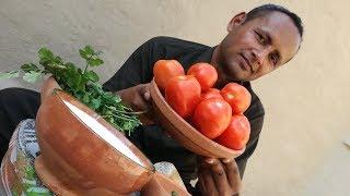 Tamatar Ki Chutney Recipe   Tomato Dip   Grandma