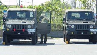 Japanese Military at the Konbini!