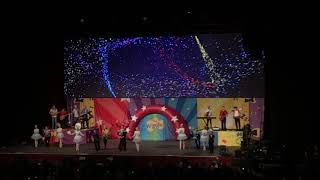 The wiggles concert! Twinkle twinkle little star