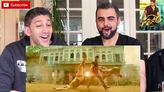 Sarrainodu Theatrical Trailer Reaction || Allu Arjun, Rakul Preet, Boyapati Sreenu, Thaman
