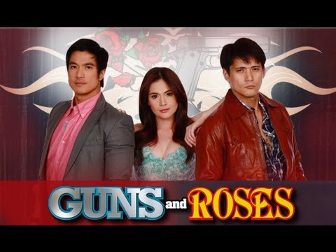 Bea Alonzo and Robin Padilla in Guns and Roses Full Pilot Episode