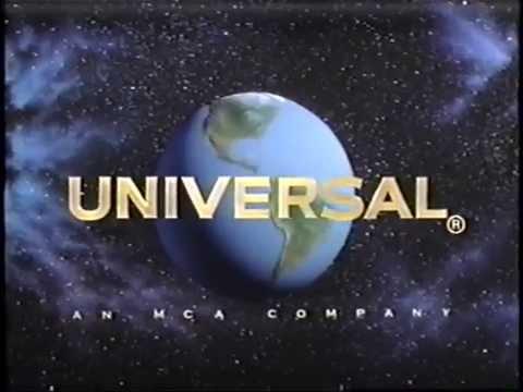 Universal An MCA Company 1995 Company Logo VHS Capture
