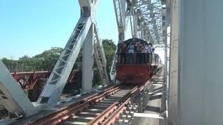 Ashugonj Bhairab 2nd Rail Bridge video Footage